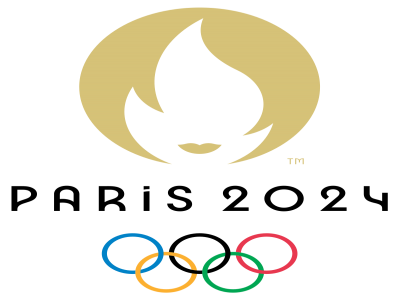 OFFICIAL LOGO OF THE 2024 SUMMER OLYMPICS