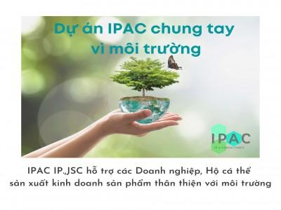 Dự án IPAC chung tay vì môi trường
